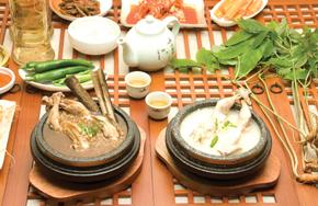 石锅参鸡汤 图片2