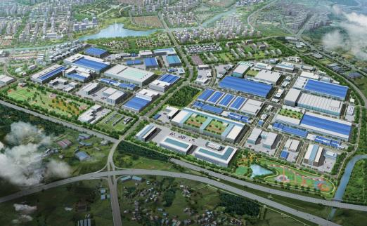 Samsung Electronics Pyeongtaek Godeok Complex