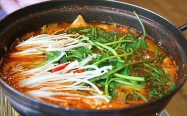 Minbari 辣味鱼汤